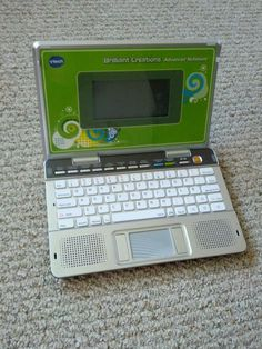 VTech Brilliant Creations Advanced Notebook for kids- in great condition!! #VTech