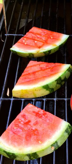 How to Grill a Watermelon (with nutritional facts)