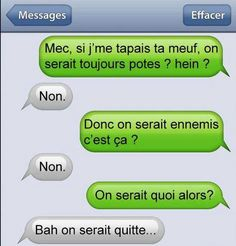 Comic sms to send a funny text to a person - Humour messages marrants et images drôles - Sms Jokes, Funny Texts Jokes, Text Jokes, Jokes Quotes, Funny Humour, Fun Sms, Tequila, Funny Text Conversations, K Om