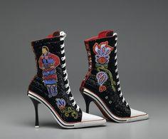 Great Lakes Girls  Teri Greeves (Kiowa), 2008  The Brooklyn Museum