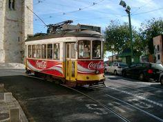 Coca Cola tramway - Lisboa