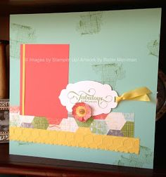 Trinity Designs: Epic Day Scrapbook Pages