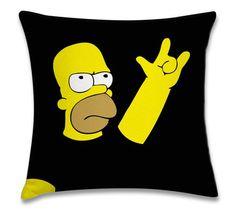 Almofada dos Simpsons - http://www.cashola.com.br/blog/entretenimento/cinco-series-de-tv-que-vale-a-pena-conferir-342