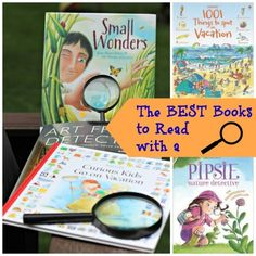 The Best Books to Read with a Magnifying Glass