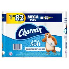 Charmin Ultra Soft Toilet Paper at Lowe's. Charmin ultra soft is our softest toilet paper ever so it is harder than ever to resist! It is more absorbent and you can use less versus the leading Sleep Apnea Remedies, Barbie, Lowes Home, Personal Hygiene, Toilet Paper Roll, 2 Ply, Washing Clothes, Acrylic Nails, Rolls