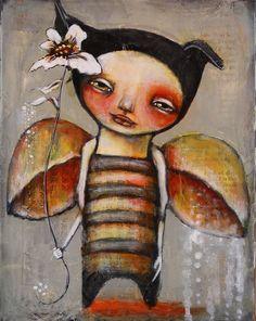 Bee by Karen O'Brien