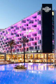 Hard Rock Hotel Ibiza, Ibiza hotel - White Ibiza
