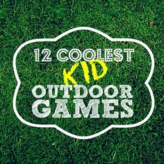 12 Coolest Kid Outdoor Games I really like these! The angry birds will take some work but the children will love it!