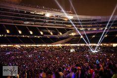 Spring Awakening Festival 2013 at Soldier Field stadium, Chicago