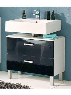 Waschbeckenunterschrank, Held Möbel, »Ventura«70cm 1Klappe , 1 Schublade  109u20ac