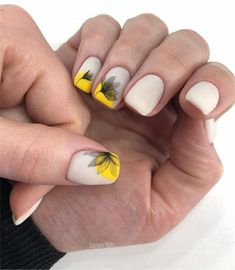 Cute Gel Manicure Designs That You Want To Copy; Best Gel Nail Design - Trendy Gel Nail Design Ideas Cute Gel Manicure Designs That You Want To Copy; Spring Nails, Summer Nails, Cute Nails, Pretty Nails, Manicure Natural, Manicure E Pedicure, Gel Manicures, Manicure Ideas, Summer Manicure Designs