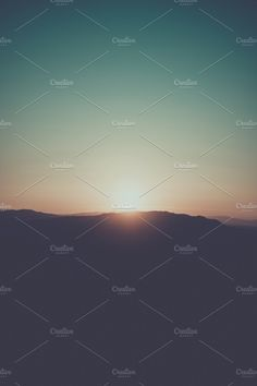 dawn by ApertureVintage on @creativemarket