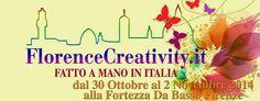 Musical e vecchi merletti: M&VM al Florence Creativity 2014! Scarica la riduzione!