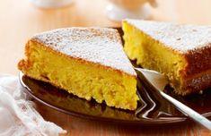 Αφράτο κέικ πορτοκαλιού σαν πούπουλο