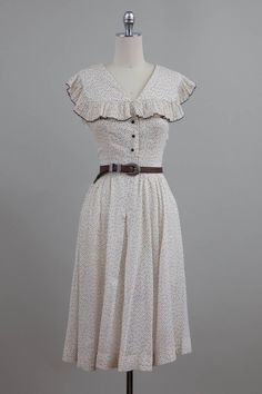 Image of Prarie Dress