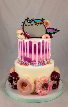 Αποτέλεσμα εικόνας για birthday cake kitten ideas