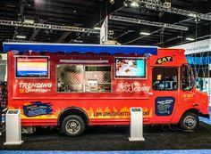 Un food truck powered by IBM créateur de recettes inédites