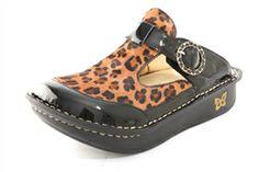 Alegria Classic Leopard - Closeout for $69 | Alegria Shoe Shop