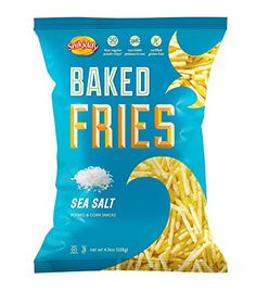 Snikiddy Snacks Sea Salt Baked Fries 45Ounce Pack of 12 -- Be sure to check out this awesome product.Note:It is affiliate link to Amazon.