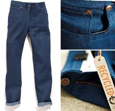 The nicest way to wear jeans this winter - Nudie Jeans!