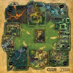 The Legend of Zelda Clue Additional Image