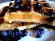It's always this time every year when it's blueberry season in Maine. It's not a long season, so I make sure that my freezer is stocked up. Maine blueberries are small and sweet, unlike it's New Jersey cousin who is...
