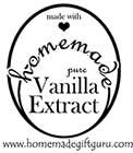 Click image for the full page of homemade vanilla extract printable gift tags...