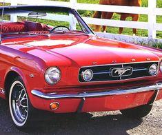 Modernized 1965 Ford Mustang Replica - https://interwebs.store/modernized-1965-ford-mustang-replica/ #GiftsForMen, #Transportation