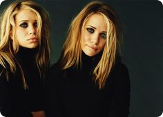 i happen to love the olsen twins