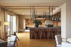 Restaurant  Hotel Peralada Girona  Tarruella Trenchs Studio