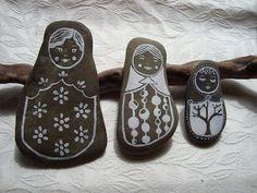 maya*made: stone dolls