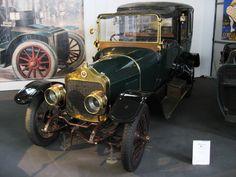 Minerva 1921 Type 00 – 30 HP 6 Cyl 5941 Cc