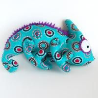 Sewing : Chameleon