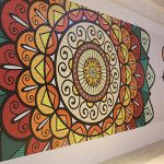 Danilo Roots mandala graffiti