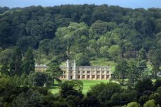 The impressive sight of #Bristol's Ashton Court Mansion.