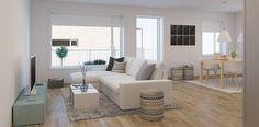 #ethjemfraskanska#petersborgkvartalet#stue Outdoor Furniture Sets, Outdoor Decor, 3d, Home Decor, Modern, Room Decor, Home Interior Design, Home Decoration, Interior Decorating