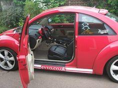 Robbie Rocket - New Beetle Cup Car Replica