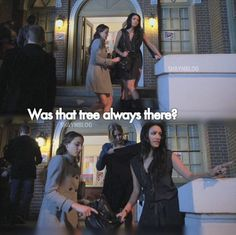 Funny moment Pretty Little Liars , Emily