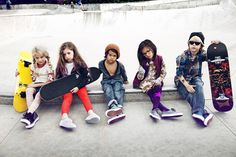 Playtime | Skateboarding | Kids