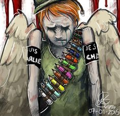 Je Suis Charlie Hebdo by techgnotic on DeviantArt