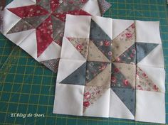 El blog de Dori: The big Star. Tutorial en imágenes