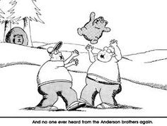 Anderson Brothers?!