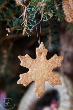 Proste ciasteczka skandynawskie – z masłem i klementynkami. | Klaudyna Hebda