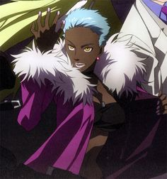 Black Fangirls Unite: April from Darker Than Black