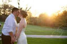 Sunset wedding photography - Gobrail Photography