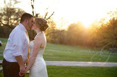 Sunset wedding photography - Gobrail Photography