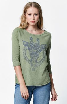 Safari Raglan T-Shirt