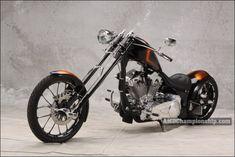AMD World Championship, Big Bear Choppers, bike details & gallery
