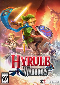 Hyrule Warriors!! Can't wait