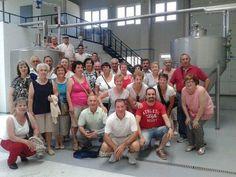 Siempre es para nosotros un placer recibíos en nuestra fábrica. Mil gracias por vuestro interés. Hoy nos han visitado amigos de Liceras, Olmillos, Piquera, Noviales, San Esteban de Gormaz y Langa de Duero. ¡Hasta la próxima!